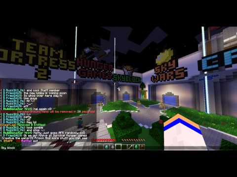 Minecraft 1.5.2 cracked Server Pvp Survival Mini games And more stuff