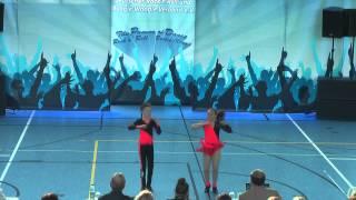 Amelie Seebacher & Patrick Liepert - Hupfadn Turnier 2015