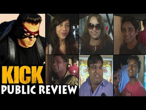 Kick Public Review | Bollywood Movies 2014 I video
