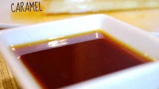 How to Caramelize Sugar for desserts and decoration