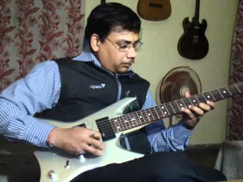 Ghungru ki tarah on Guitar