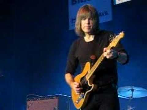 Mike Stern on Bratislava Jazz Days, 19th october 2007
