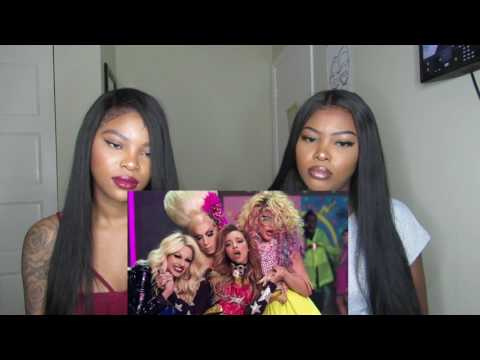 Cover Lagu Little Mix - Power (Official Video) ft. Stormzy REACTION