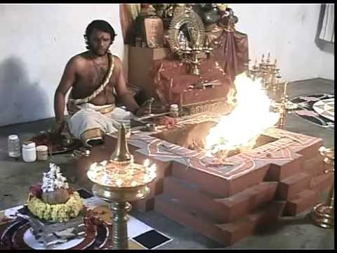 Vishnu Bhujanga Prayata Mantra By Sreejith Nampoothiri video