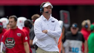 Lane Kiffin excited to be back in SEC with Ole Miss | College Football on ESPN
