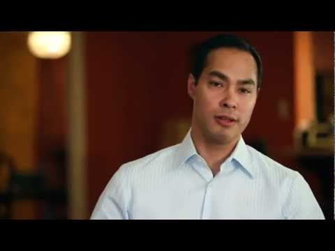 Julián Castro Announced as Keynote Speaker for 2012 Democratic National Convention   YouTube