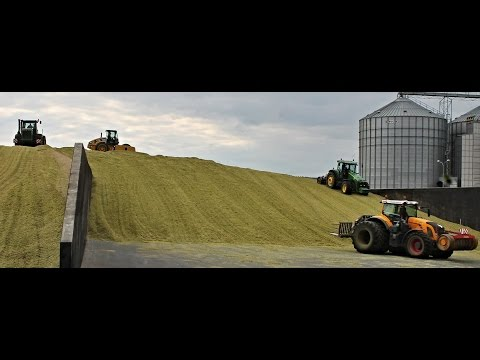BIG CORN SILAGE | Krone BigX 1100 & AgroTruck Tatra Phoenix 6x6, John Deere, FENDT | Agriculture