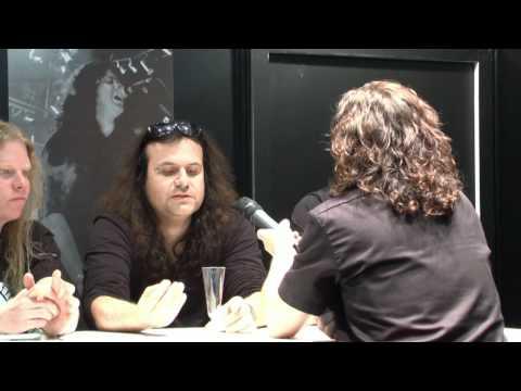 Engl TV Interview at Frankfurt Musikmesse 2011