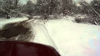 Тест-драйв Honda CR-V 2013