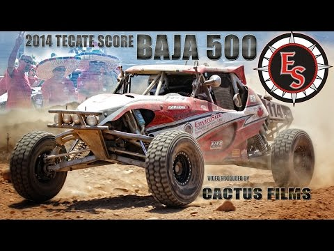 ES RACING TEAM 2014 TECATE SCORE BAJA 500