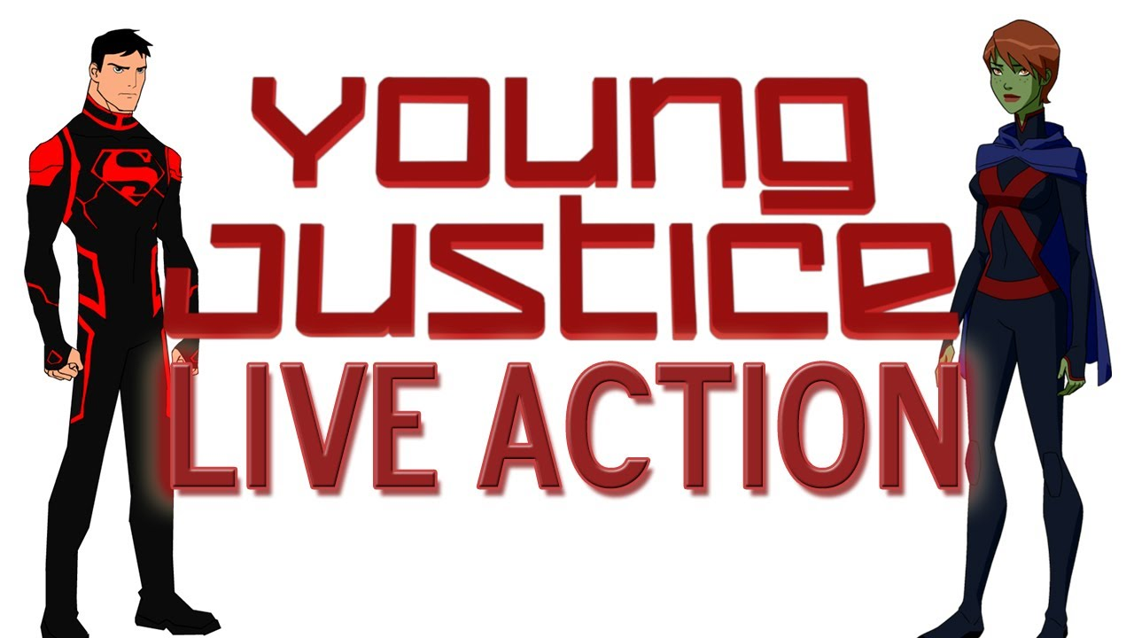 Justice Live 2015 Young Justice Live Action tv