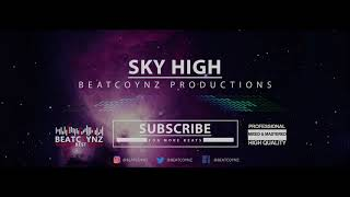 """SKY HIGH"" Emotional R&B Hip Hip Trap Instrumental Beat 2019 