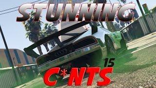 GTA ONLINE - STUNNING C*NTS 15 - (GTA 5 ONLINE)
