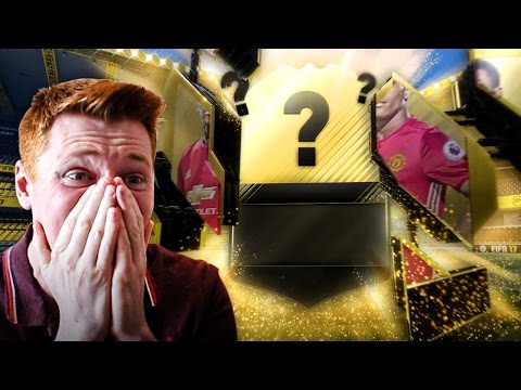 I F*CKED UP!!! BIGGEST FIFA 17 PACK OPENING FAIL EVER!!