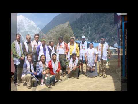 Everest Base Camp Trek with Sherpa Mountain Adventures