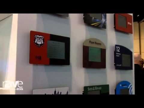 InfoComm 2015: Visix Showcases Electronic Paper Room Signs