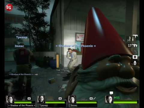 Видео обзор игры Left 4 dead 2