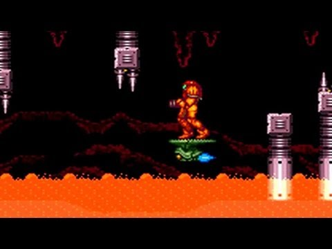 "Vamos Jogar: Super Metroid #1 - ""Traje Variável"""