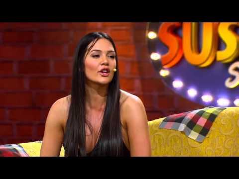 Lina Tejeiro en The Suso's Show (Sexta Temporada)