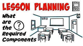 Lesson Planning: What is Required?