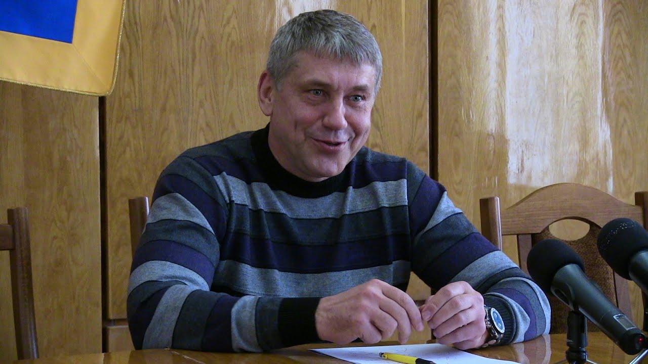 Нардеп Ігор Насалик дав прес-конференцію