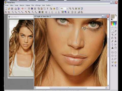 projet retouche denise richards video