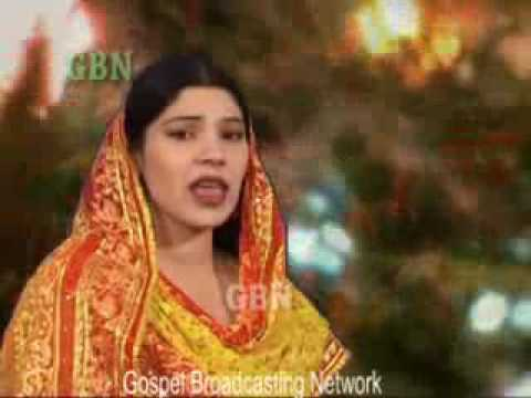 Mrs Salem Zahay Naseeb Urdu Christmas Song video