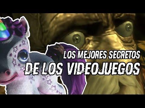 Entretenimiento-Los 9 MEJORES SECRETOS de los Videojuegos | Parte 3