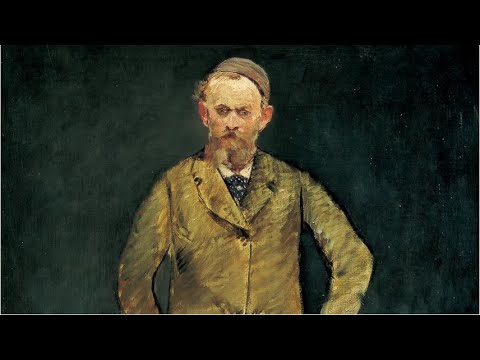 Edouard MANET, Self-Portrait, 1987-79
