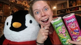 Black Friday Haul 2017! Prongles?!