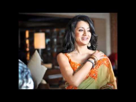 Trisha Photos Movie video