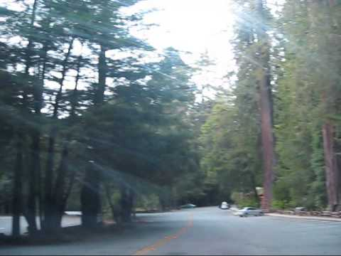 Big Basin Redwoods State Park, CA Trip (August 25, 2009) Video Part 2