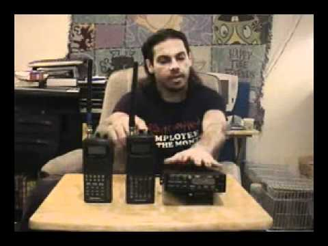 Intro to Radio Scanners -Part one