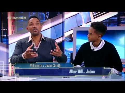 El Hormiguero - Entrevista a Will y Jaden Smith