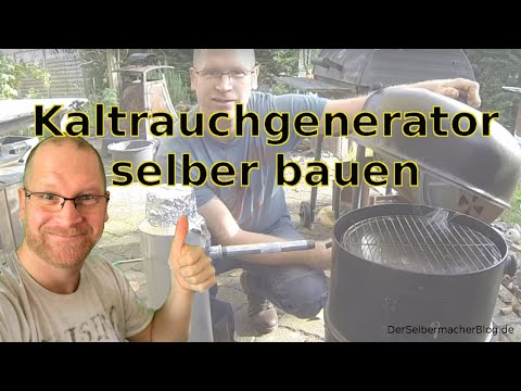 rauchgenerator kaltrauchgenerator selber bauen 1. Black Bedroom Furniture Sets. Home Design Ideas