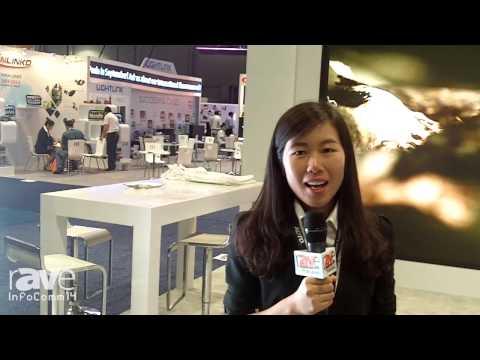 InfoComm 2014: AOTO Electronics Shows its LED Street Furniture Product