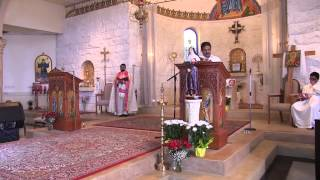 Saint Alphonsa Catholic Mission Austin - Holy Communion 2013 - Part 1