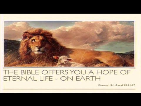 The Bible Offers You A Hope Of Eternal Life On Earth Perth Christadelphians