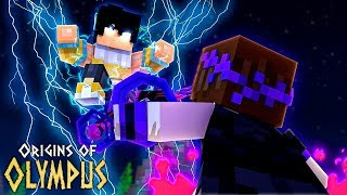 The Son of Zeus | Minecraft ORIGINS OF OLYMPUS | EP 50 Finale (Percy Jackson Minecraft Roleplay)