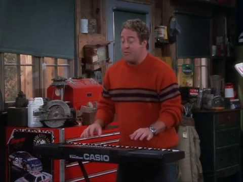 The king of queens - Doug and Danny plays the Margie song