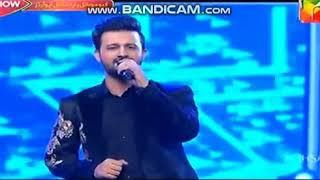 Atif Aslam And Qb Tere Sang Yaara At Hum Style Awards