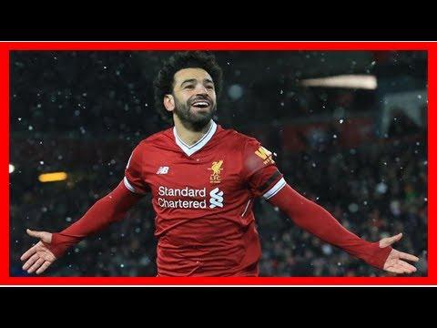 Noticias de última hora | Premier League: El Liverpool quiere blindar a Salah con un contrato de ... thumbnail
