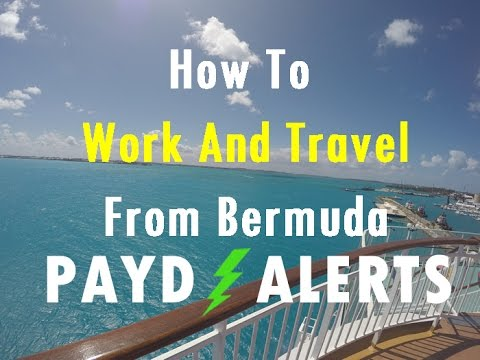 Travel The World And Trade Penny Stocks From Bermuda