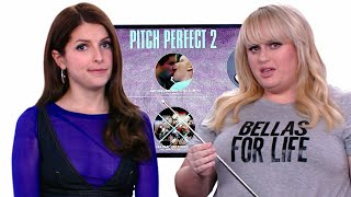 Pitch Perfect 3 Cast Recaps The First Two Pitch Perfect Movies in 7 Minutes   Vanity Fair