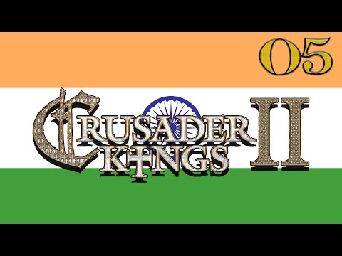 Crusader Kings 2 India The Conclave #05 (VAMOS JOGAR) De Jure
