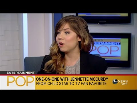 "Jennette McCurdy Talks new show ""Between"" and Ariana Grande feud rumors"