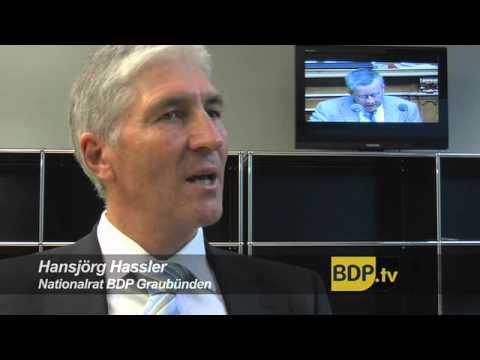 BDP Videonews zu aktuellen Themen aus dem Bundeshaus 2009
