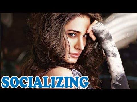 Nargis Fakhri Has Been Socializing With Hollywood Movie