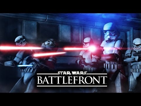 Star Wars Battlefront 3 (2015) Multiplayer Maps! 3rd Person! Jedi! Alpha Gameplay! Xbox One, PS4