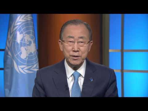 Ban Ki-moon, UN Secretary-General